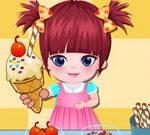 חנות גלידות לתינוקות