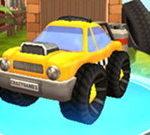 Racer 3D קריקטורה
