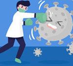 להילחם בווירוס